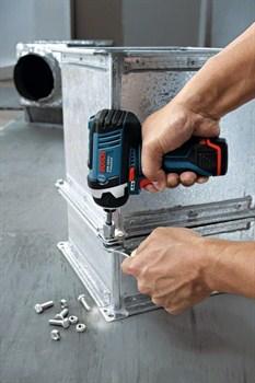 Bosch Аккумуляторный ударный гайковёрт GDR 10,8-LI 06019a6972