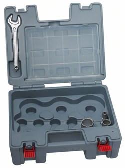 Bosch Набор из 3 алмазных свёрл Dry Speed Best for Ceramic для сухого сверления 14,0; 25,0; 35,0 x 30; 35 mm 2608587136
