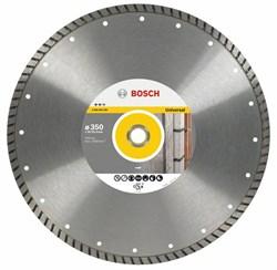 Алмазный отрезной круг Bosch Expert for Universal Turbo 300 x 20,00+25,40 x 2,2 x 12 mm [2608602579]