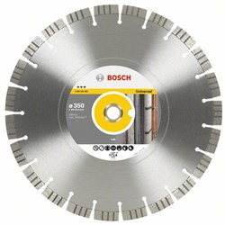 Алмазный отрезной круг Bosch Best for Universal and Metal 450 x 25,40 x 3,6 x 12 mm [2608602670]