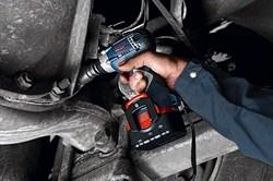 Bosch Аккумуляторный ударный гайковёрт GDS 14,4 V 0601909h21