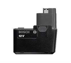 Плоский аккумулятор 12 В Bosch SD, 1,5 Ah, NiCd [2607335055]