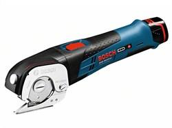 Аккумуляторные универсальные ножницы Bosch GUS 10,8 V-LI [06019B2901]