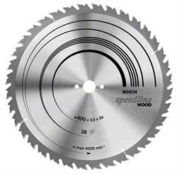 Пильный диск Bosch Speedline Wood 450 x 30 x 3,8 mm, 40 [2608640685]