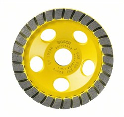Алмазный чашечный шлифкруг Bosch Best for Universal Turbo 125 x 22,23 x 5 мм [2608600261]