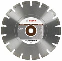 Bosch Алмазный отрезной круг Standard for Abrasive 300 x 20,00+25,40 x 2,8 x 10 mm