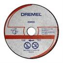 Отрезной круг DREMEL® DSM20 для металла и пластмассы [2615S510JA]
