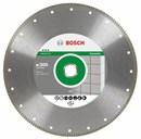 Bosch Алмазный отрезной круг Best for Ceramic Extraclean Turbo 300 x 25,40 x 3,2 x 10 mm 2608602241