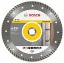 Bosch Алмазный отрезной круг Expert for Universal Turbo 300 x 22,23 x 3 x 12 mm 2608602695