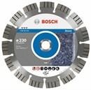 Bosch Алмазный отрезной круг Best for Stone 180 x 22,23 x 2,4 x 12 mm 2608602644