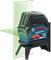 Комбинированный лазер Bosch GCL 2-15 G [0601066J00] - фото 72744
